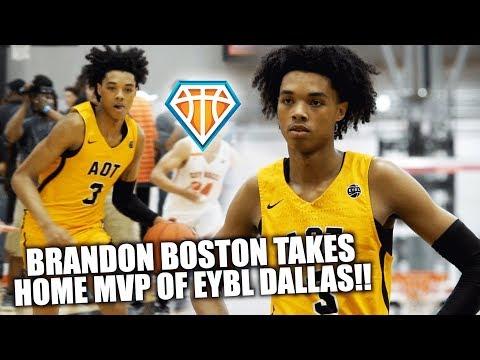 Duke Basketball: Don't count out Coach K to land Brandon Boston Jr.