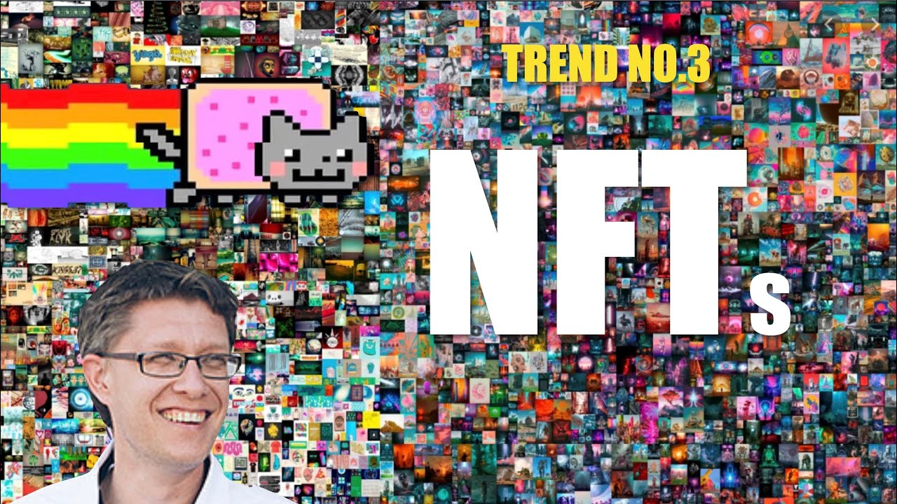 The Meme Generation, Beeple and NFTs: Top 10 Trends 2021 - No.3