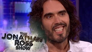 Russell Brand Will Raise His Baby Gender Neutral - The Jonathan Ross Show