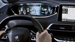 2017-Peugeot-3008-Interior 2016 Peugeot 3008 Interior