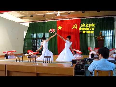 Giấc Mơ Cánh Cò - Lớp 11A6 - THPT Long Khánh 1213