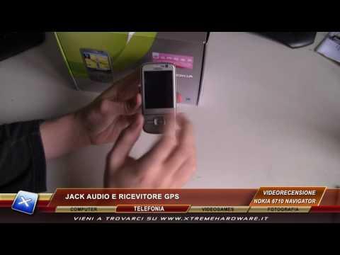 Videorecensione Nokia 6710 Navigator