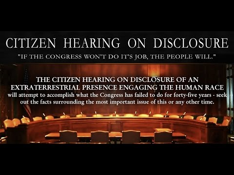 Citizen Hearing on UFO Disclosure: April 30th, 2013 - Part 3 | HD