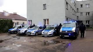 Ostrowska policja oddała hołd asp. Michałowi Kędzierskiemu, który zginął na służbie