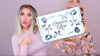 CHANNON ROSE DECEMBER SUBSCRIPTION BOX UNBOXING 2017