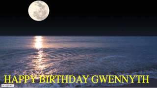Gwennyth  Moon La Luna - Happy Birthday