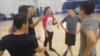 Volleyball @ Rideau Sports Center @ 2018-10-15 part 2