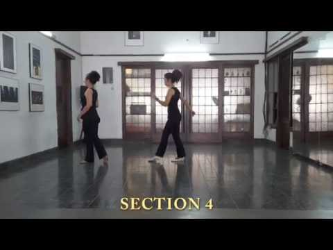 Could This Be Love (INIKAH CINTA)-Line Dance Tutorial-INDIELINERS