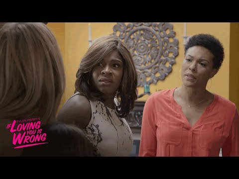 Kelly Leaves a Loaded Gun in the House | Tyler Perry's If Loving You Is Wrong | OWN