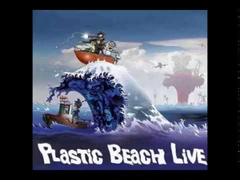 Gorillaz - Plastic Beach Live Album (CD2)