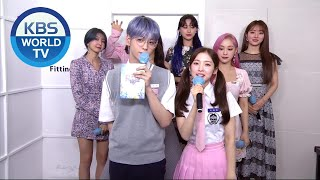 Interview with DREAMCATCHER [Music Bank / 2020.08.21]