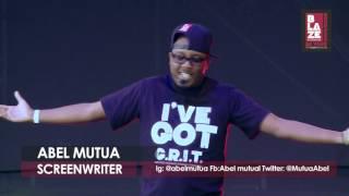 BLAZE BYOB Spark Talk- Abel Mutua, ''What does it take to be great?''