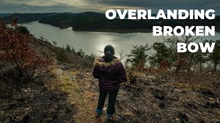 Off-roading & Camping Near Broken Bow Lake | Ouachita National Forest