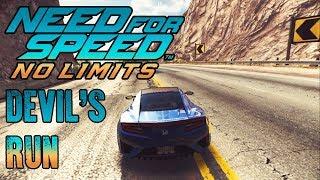 HONDA NSX ДЕВИЛ СРАН #1   Need For Speed NO LIMITS iOS