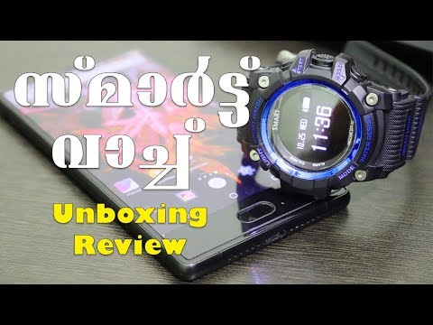 Zeblaze Muscle-Smartwatch Unboxing, Quick Review  Computer and mobile tips