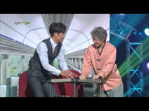 """[HIT]김준현, 007시리즈 패러디 """"술술술술 따라라 따라라 따라"""" 개그콘서트.20140330"""