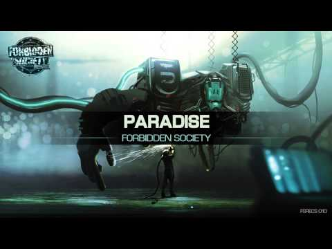 Forbidden Society - Paradise (Thronecrusher LP)