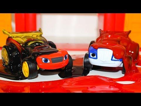 Вспыш и чудо машинки новые серии Мультики про машинки все серии подряд Тачки Мультфильмы для детей