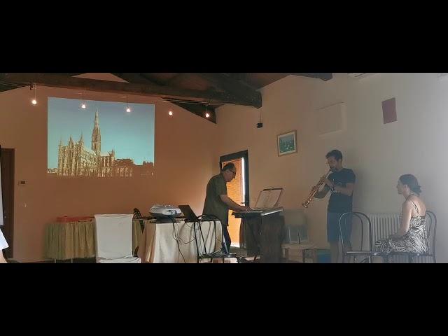 Scala Locria Improvvisazione SATURNO - Bellucci Colucci