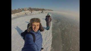 2016 Зима Таганрог Бугудония