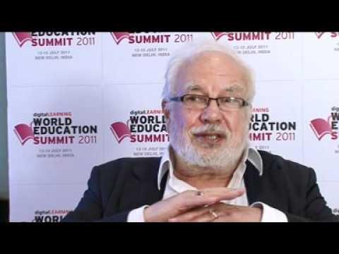 World Education Summit 2011 Interviews - Thomas Christie