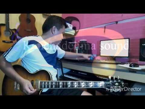 Ella-Cinta selembut sutera solo cover by Kanchadelima