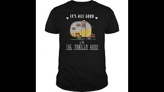 Camping Shirts - Funny Camping Shirts - Camp Shirt - Life is Good Shirts