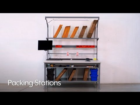 Packing Stations