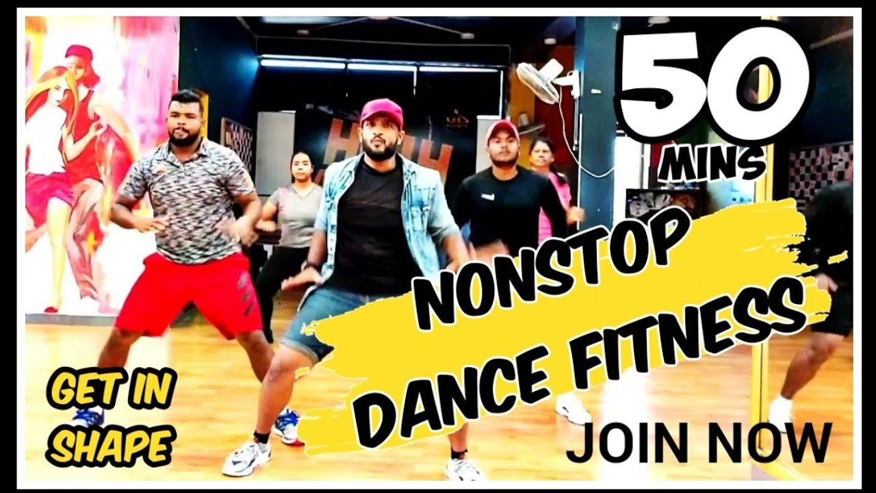 Nonstop Zumba // Dance Fitness // High On Zumba // Easy Workout at home