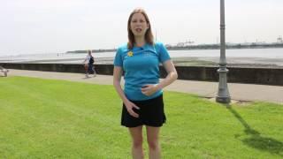 Marathon in a Month: Eating, drinking, posture & running technique