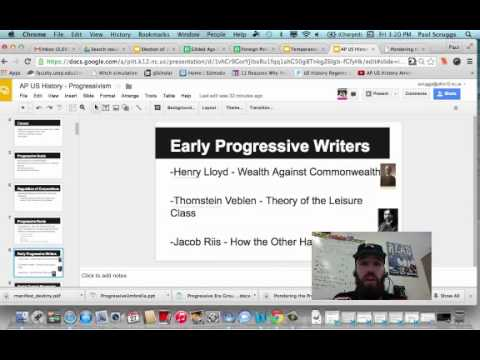 AP US Progressivism Flip Video cmproj