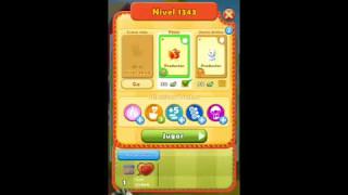 Farm heroes saga level 1343