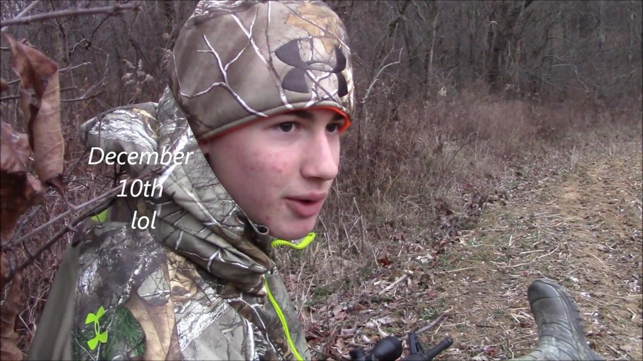 Ohio public land coyote hunt 2016