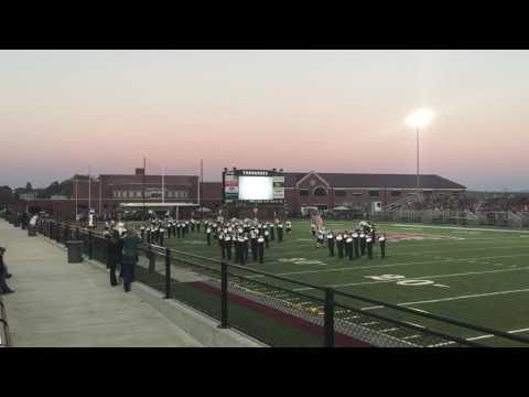 Bradley Central High School Marching Band