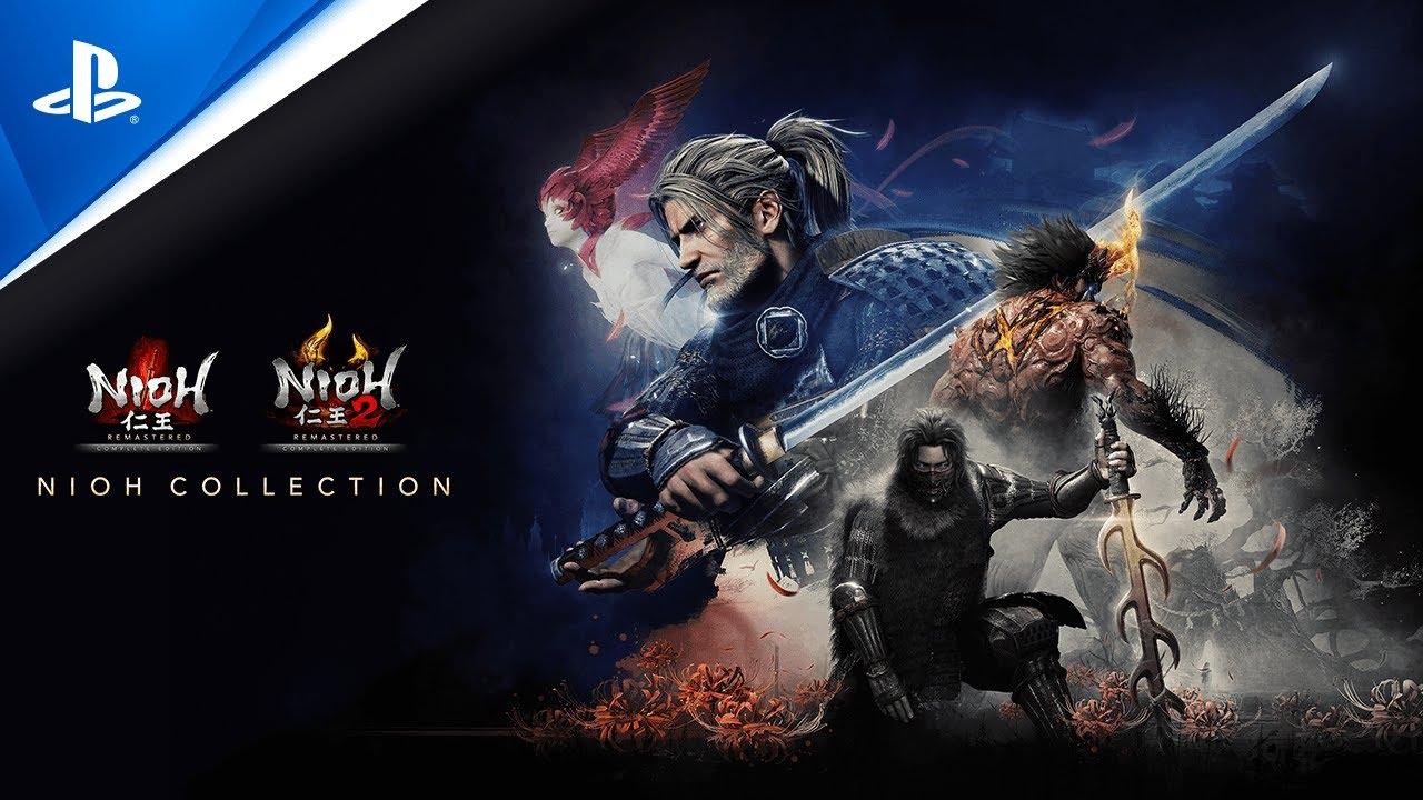 The Nioh Collection é anunciado para PS5; último DLC de Nioh 2 chega em  dezembro - PSX Brasil