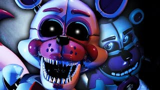 Five Nights At Freddy 39 S Sister Location Custom Night Part 3