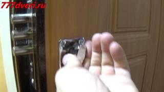 777dveri.ru Омск Зевс S-2, Медь - миланский орех входная дверь(, 2017-06-27T17:29:38.000Z)