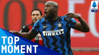Lukaku's sensational solo run capped off 3-0 triumph | Milan 0-3 Inter | Top Moment | Serie A TIM