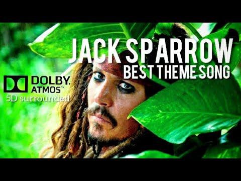 CAPTAIN JACK SPARROW best theme song ever | BGM music | ringtone