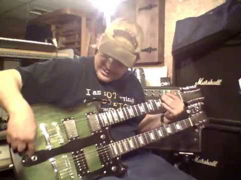 albatross guitar kit 12 6 string double neck review part 2 albatross guitar kit 12 6 string double neck review part 2
