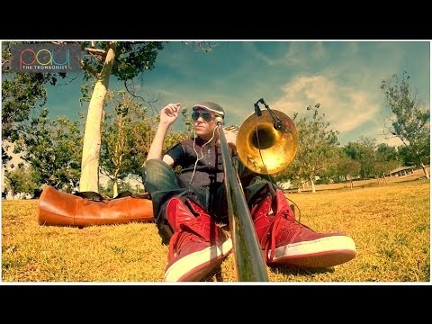 trombone gopro - Talk Dirty - Jason Derulo ft. 2 Chainz GoPro Trombone Cover