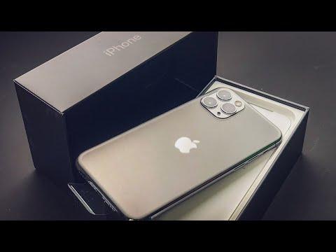Unboxing Apple iPhone 11 Pro [deutsch]