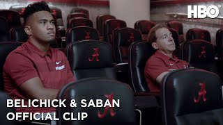 Belichick & Saban: The Art of Coaching (2019) | Educators at Heart (Clip) | HBO