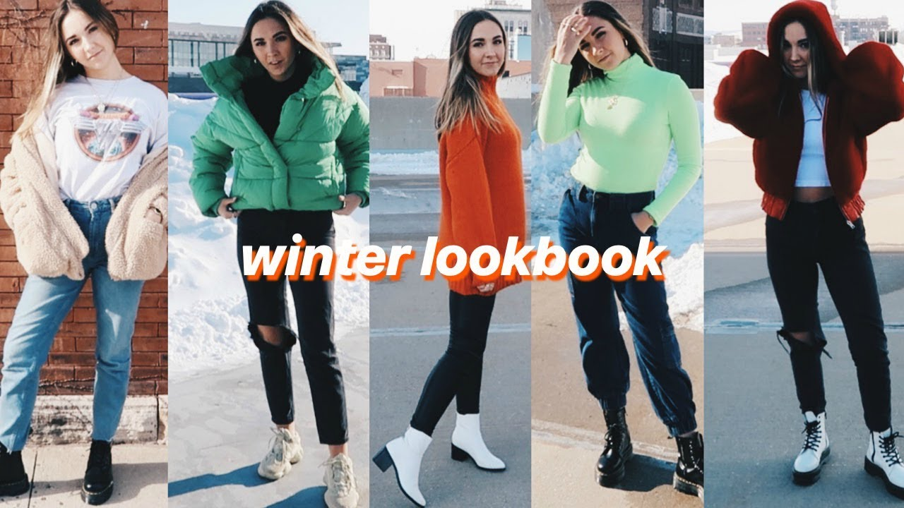 [VIDEO] - winter lookbook | savannah miller 8
