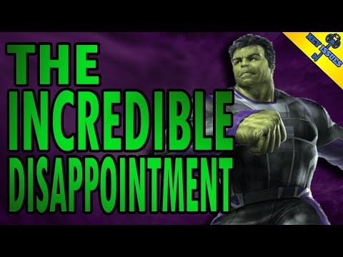 Professor Hulk: The Incredible Disappointment
