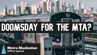 The metropolitan transit authority (mta) operates new york city's subway and bus lines as well long island railroad. due to a dramatic drop in ridersh...