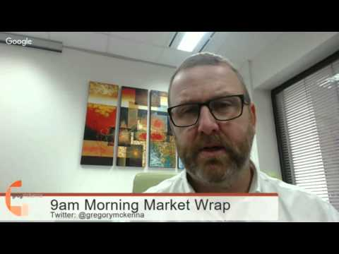 Wednesday Morning Market Wrap - Oil, Australian dollar, the Fed and growth