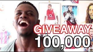 100K GIVEAWAY! - (CLOSED) DeMoose Art
