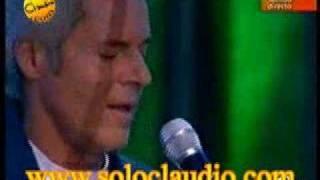 Claudio Baglioni - Sábado por la tarde (Piano y voz), 2005