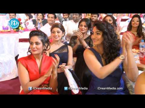 Red Carpet for South Indian Stars@SIIMA 2013, Malaysia Part 3